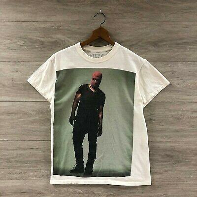 Kanye West Yeezus Concert Tour Merchandise Red Ski Mask T Shirt Size Small In 2020 Shirts Bleach T Shirts Kanye West Yeezus