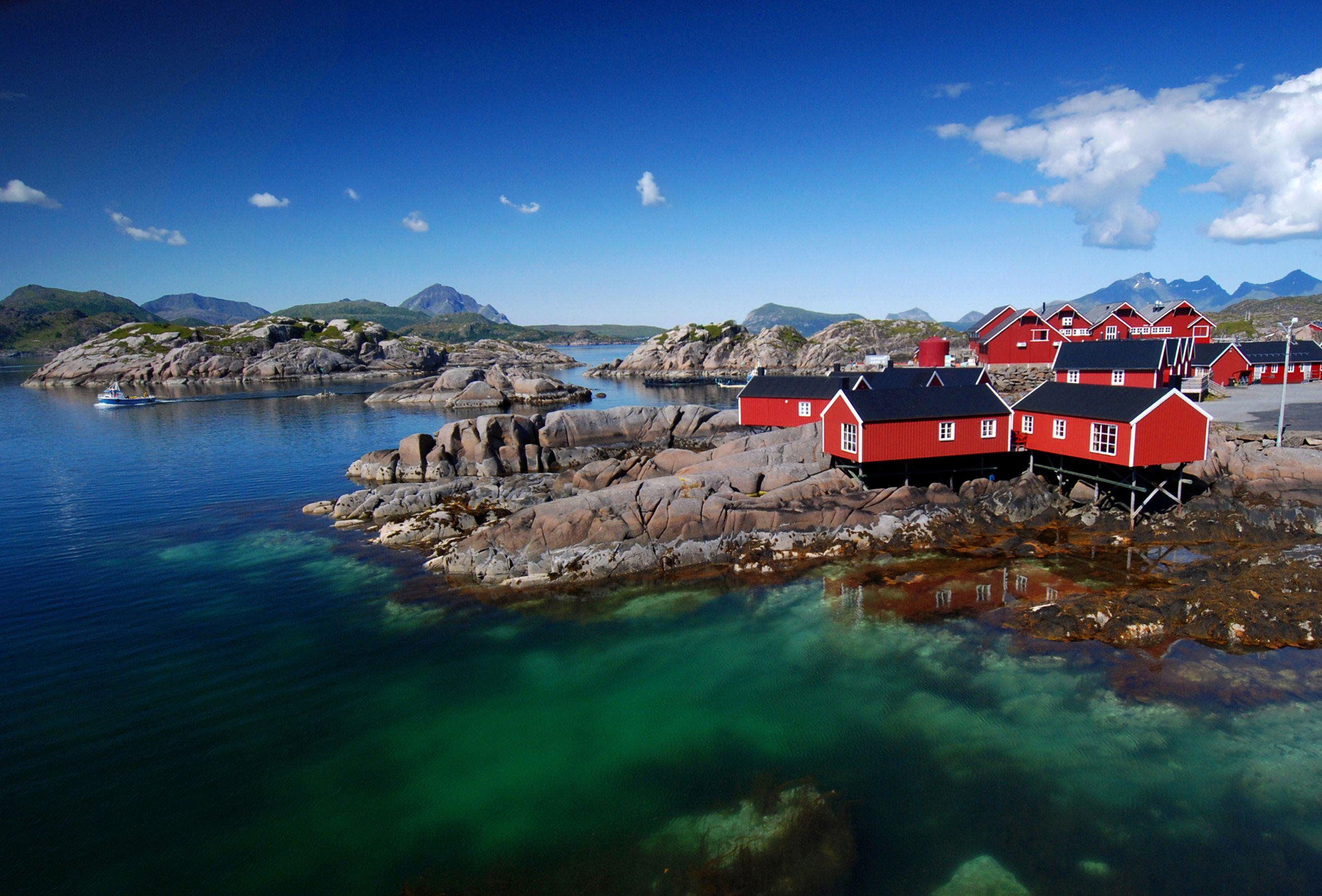 Scoprendo svolv r il capoluogo delle isole lofoten un for Agence paysage nord