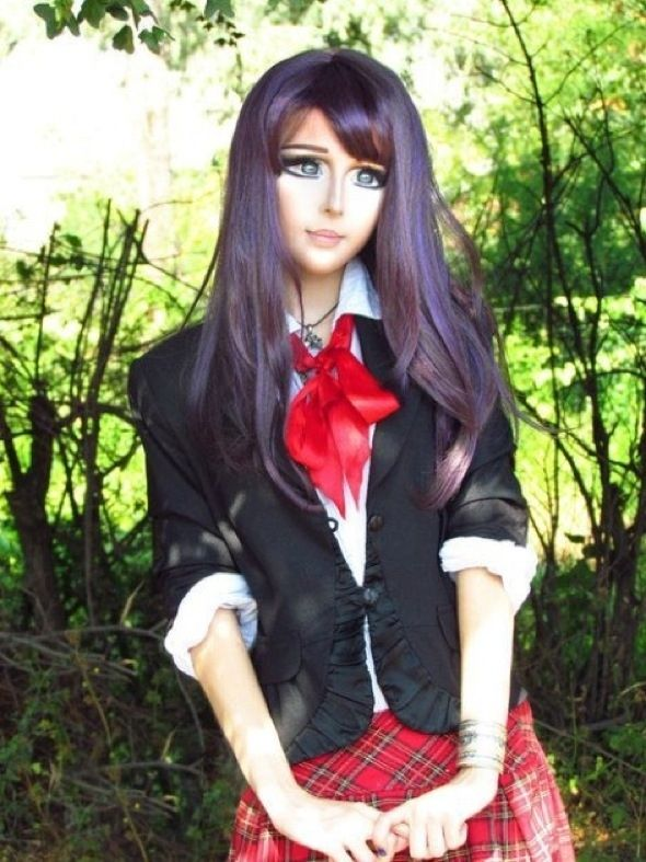 Pin On Living Doll