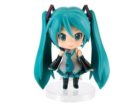 #Vocaloid Hatsune Miku Chibi Figure http://sweetstuff.storenvy.com/products/1472415-hatsune-miku-chibi-figure