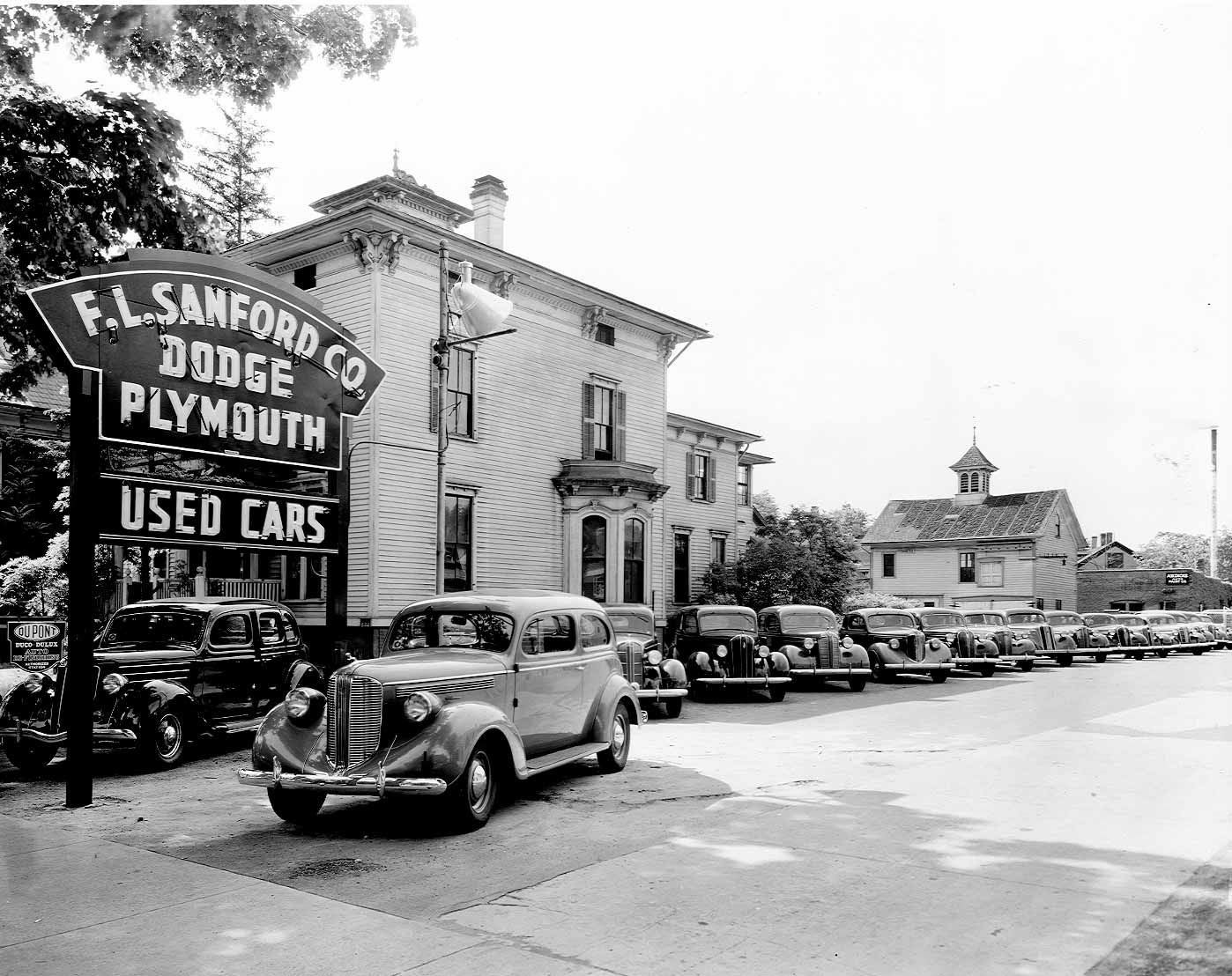 Springfield MA - Old Photos