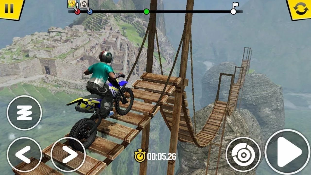 Trial Xtreme 4 Motor Bike Games Motocross Racing Video Games