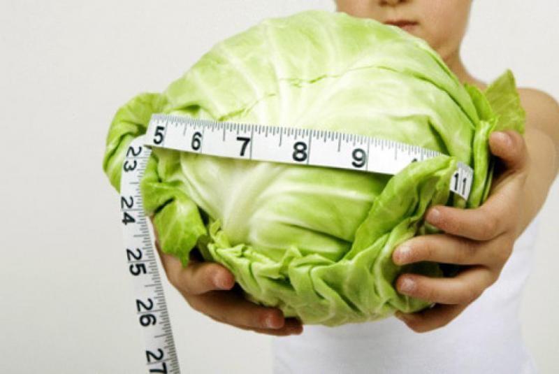 Капустная диета или как похудеть на 5 килограмм и усилить иммунитет