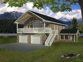 House Plan 001 2160