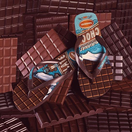 ba43b997c Havaianas Teen Chocolate