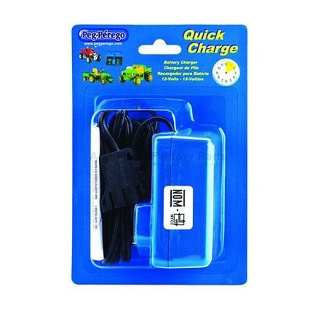 IKCB0082 12 Volt Peg Perego Quick Charge Charger