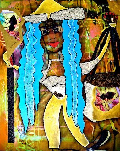 "Blog: Emotional Wealth IS Economic Health ....  ARTIST: Lady Picasso Tetka Rhu YOUR Artist of Creation ""tetkaART 4 YOU""  http://ladypicasso.me http://tetkaart.com  #tetka #arts #artist #timetowalkyourtalk"