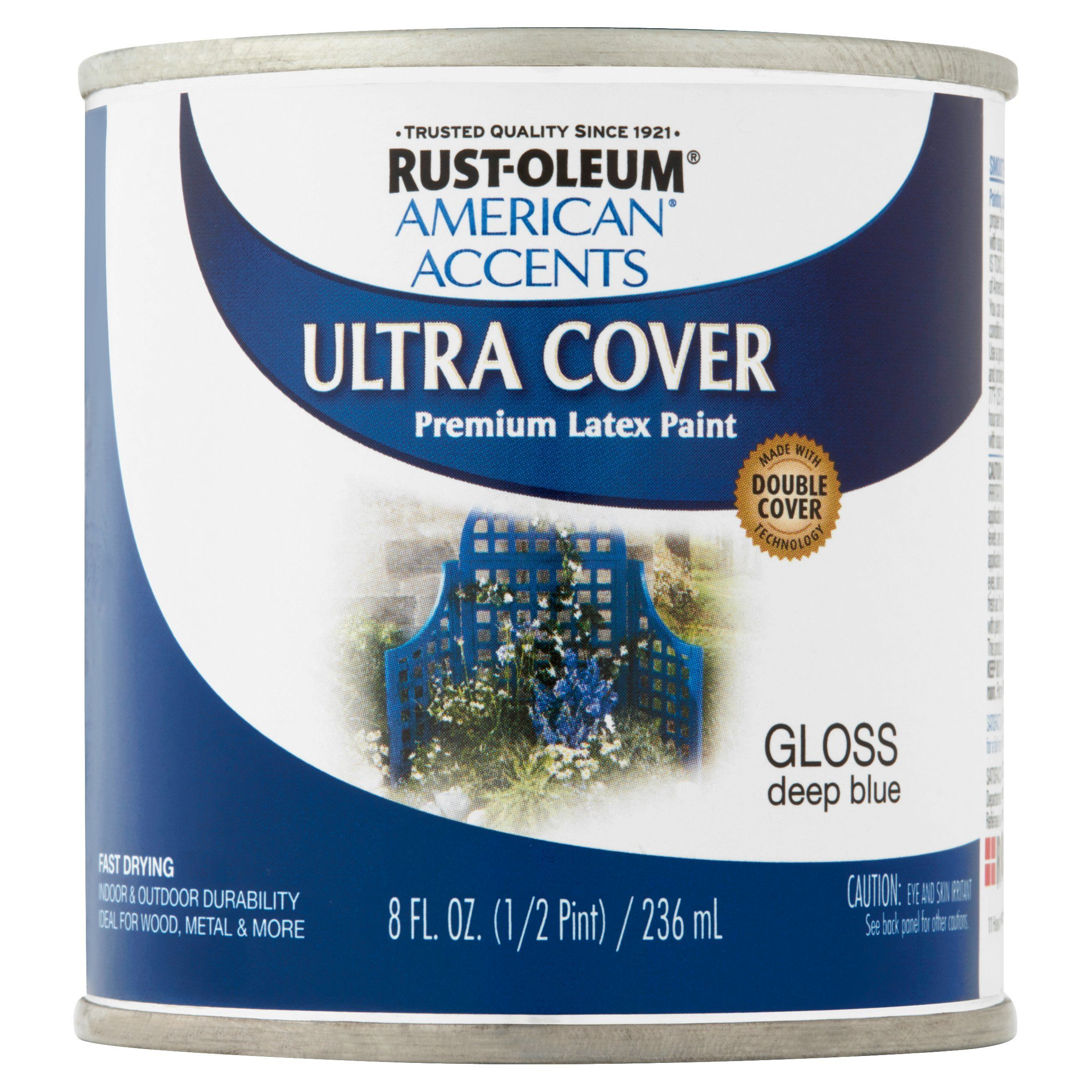 Home improvement rustoleum american accent deep blue