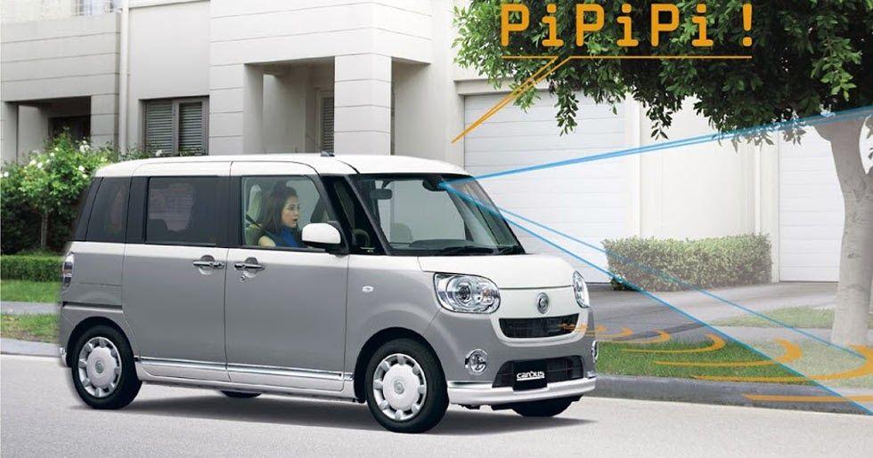 Daihatsu Move Canbus Has A Specific Demographic In Mind 48 Pics