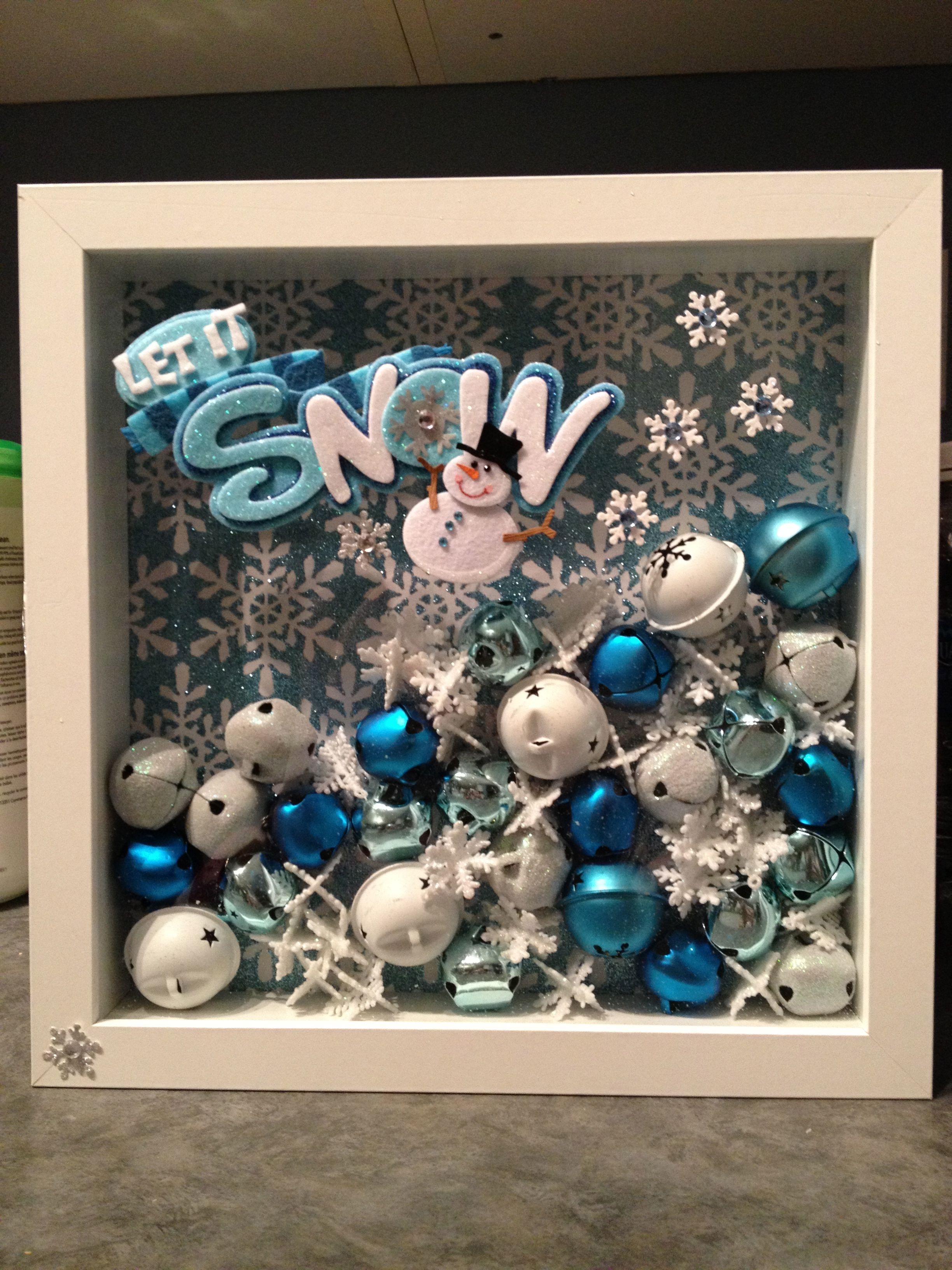 26+ Shadow box christmas crafts information