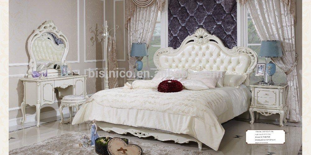 Classic White Bedroom Furniture Decoration White Classic ...