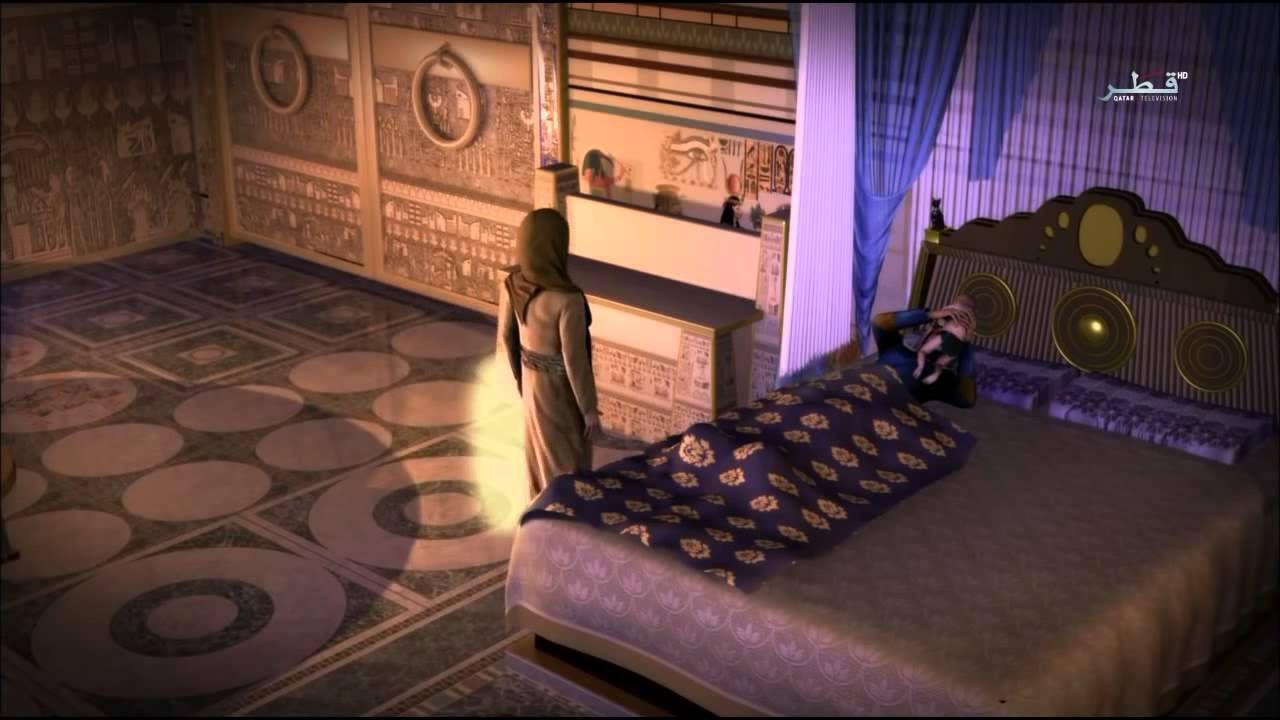 مسلسل الكرتون كليم الله قصة سيدنا موسى عليه السلام بجودة عالية 2 Kalimo Allah Moussa Decor Home Decor Bed