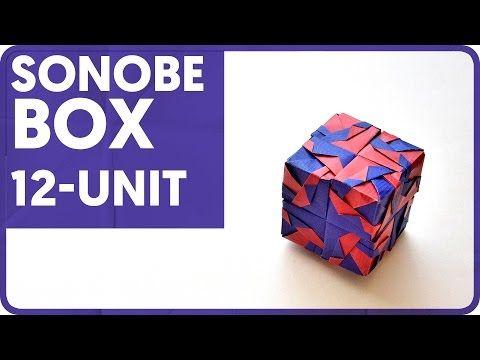 Photo of Sonobe Box (12 – Unit)