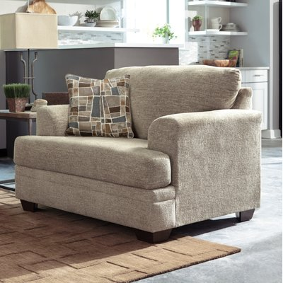 Millwood Pines Mariel Armchair Furniture Chair A Half Living