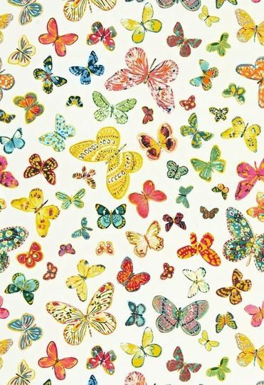 Lulu Dk Child For The Kiddos Pinterest Butterfly Fabric And