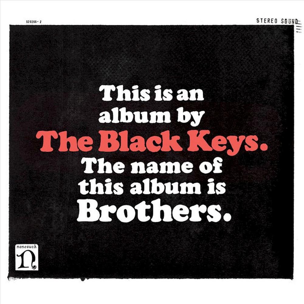 The Black Keys - Brothers (CD)