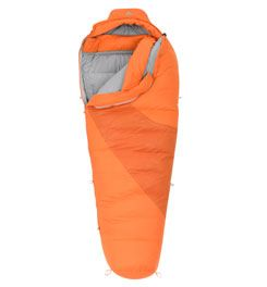 Kelty Womens Ignite DriDown 0/EN20 Sleeping Bag At Campmor $259.99 3lb 8oz