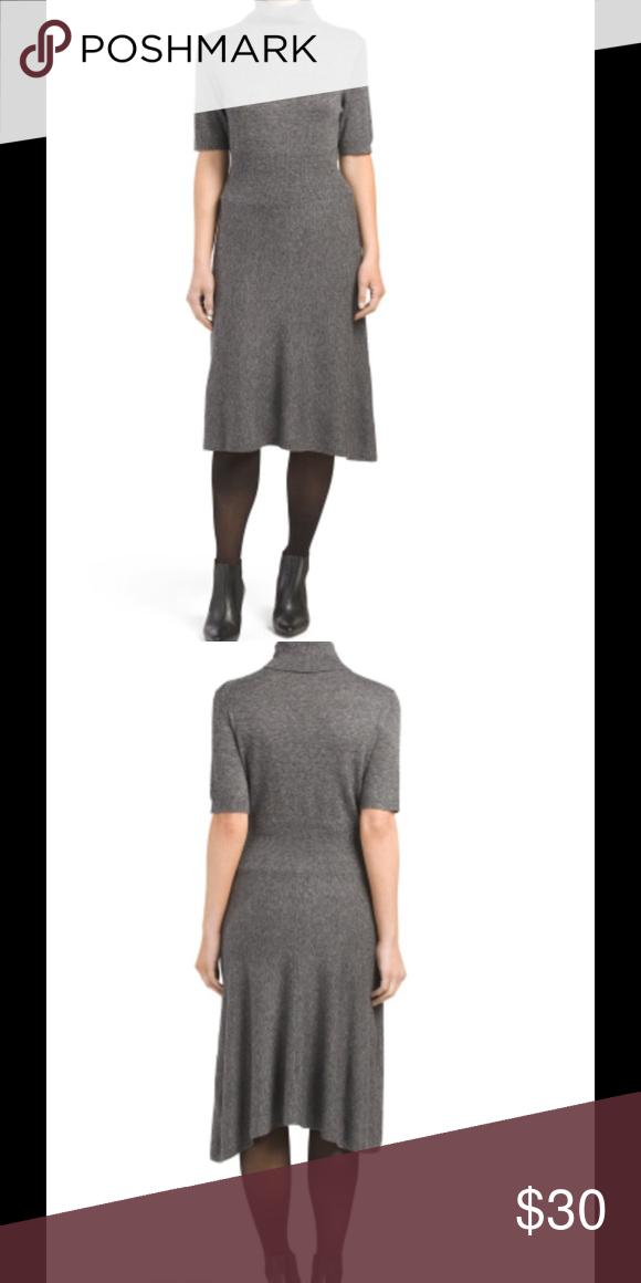 157cdb1660c Cynthia Rowley turtleneck sweater dress 🍉 Cynthia Rowley turtleneck sweater  dress... I simply love this dress  perfect for this season.