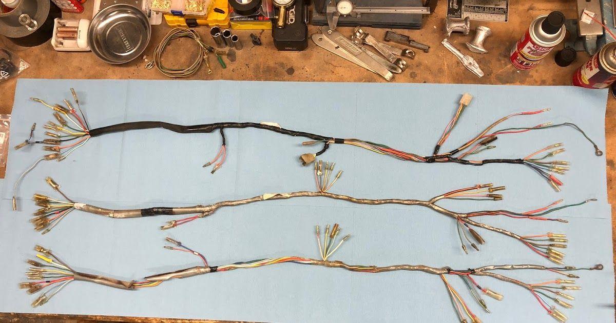 Ct90 Wiring Harness Information Harness Wire Honda