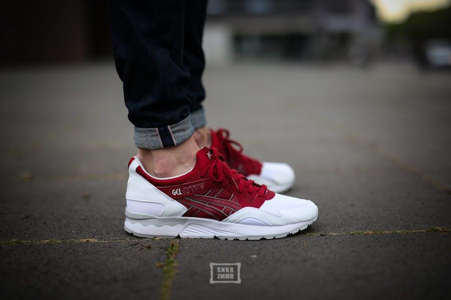 asics gel lyte noir foot locker