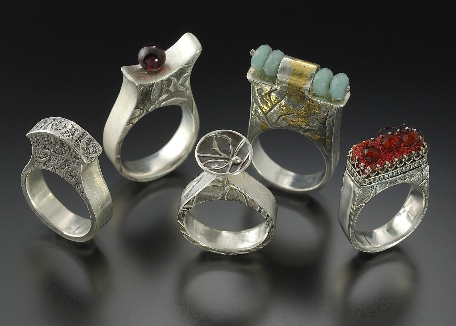 lora hart blogs lora hart s jewels rings made using