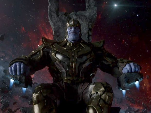 Thanos | Josh Brolin, Avengers: Age of Ultron - Guardians of the Galaxy