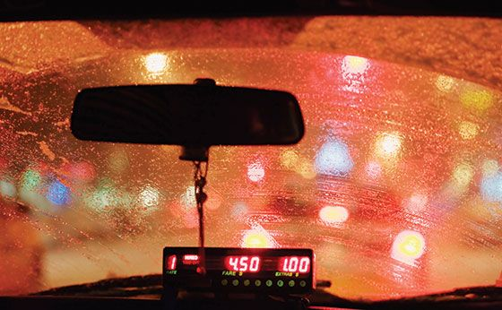The Everything Guide to Taxis - The Taxi-Taker's Crib Sheet -- New York Magazine