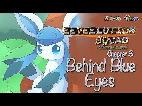 Eeveelution Squad Comic Dub Chapter 3 Behind Blue Eyes Youtube