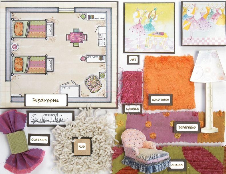 interior design board | Interior & Architectural Design Boards ...