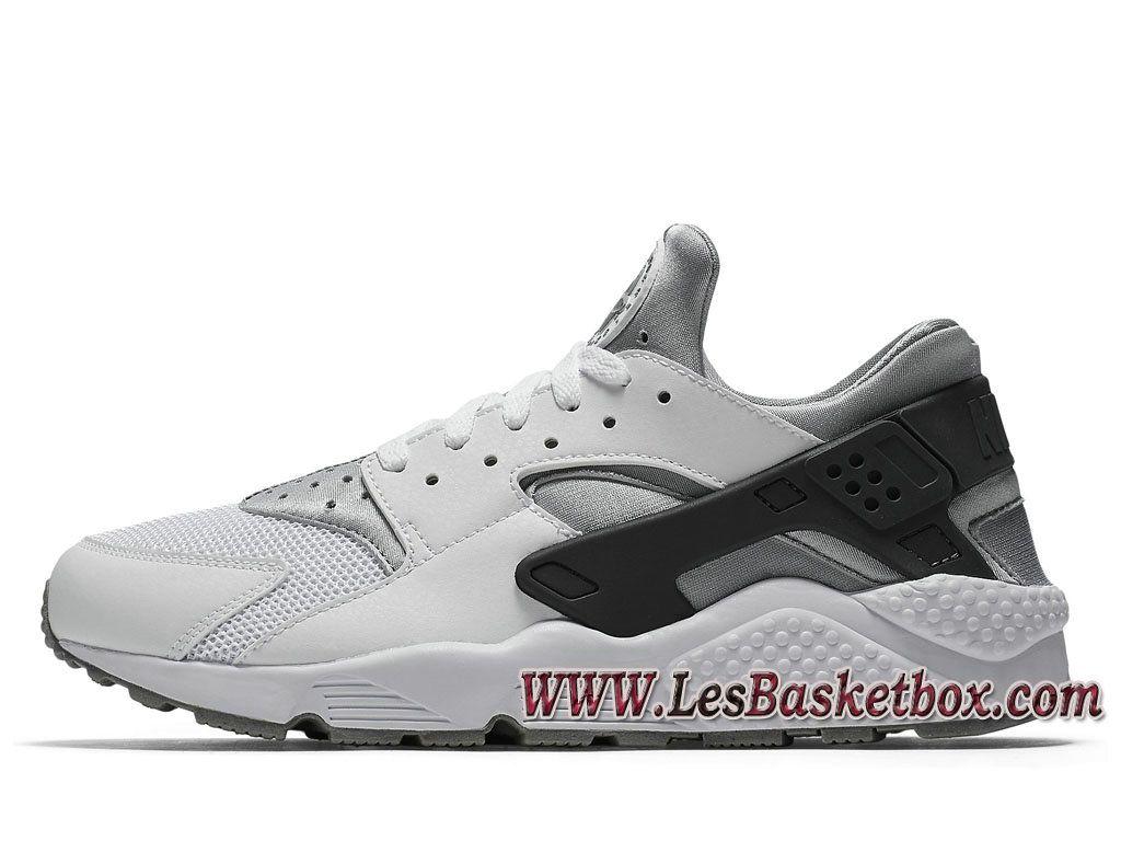 lowest price ed7ce 9ddc1 Nike Air Huarache Wolf Grey 318429103 Nike Urh Run Homme Grey - 318429103  - Le Originals