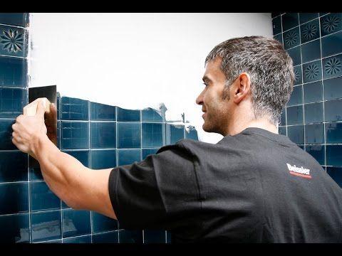 Quitar azulejos sin obras beissier bricopared - Cubrir azulejos sin obra ...