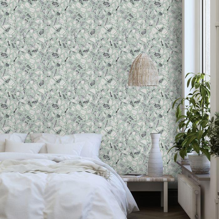 Speckled Terrazzo Bedroom design inspiration, Best