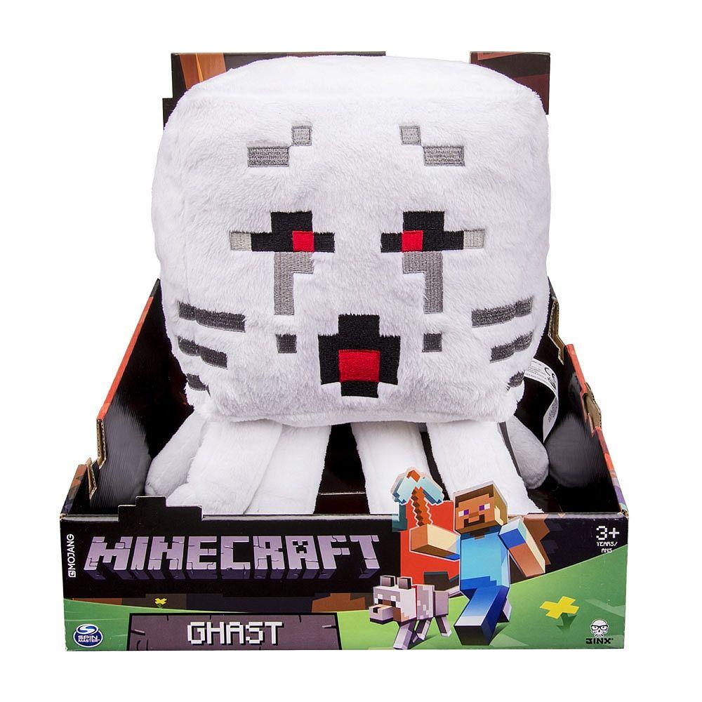 "Minecraft Large Plush Ghast Spin Master Toys""R""Us"