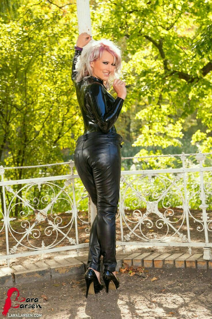 Lederlady leather kůže pinterest leather pants and leather