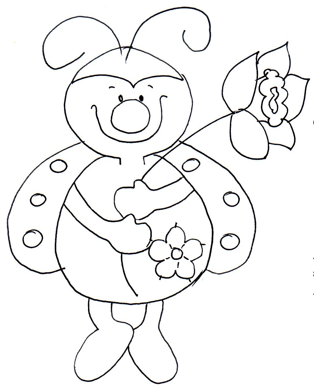 Katicabogar Animal Coloring Pages Spring Crafts Crafts