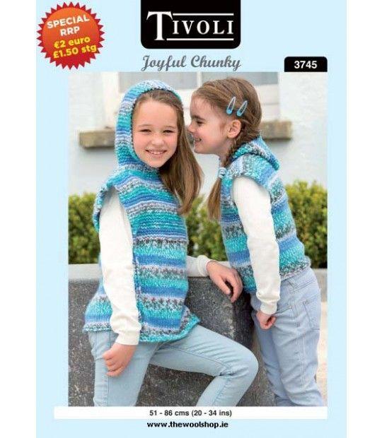 Tivoli Joyful Chunky Pattern 3745 Girls Clothes 2016 Pinterest