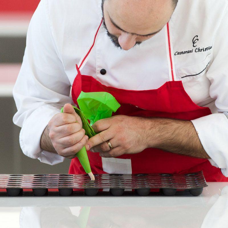 Il corso professionale per Pasticcere di ReD, la scuola di cucina a San Vito Chietino.