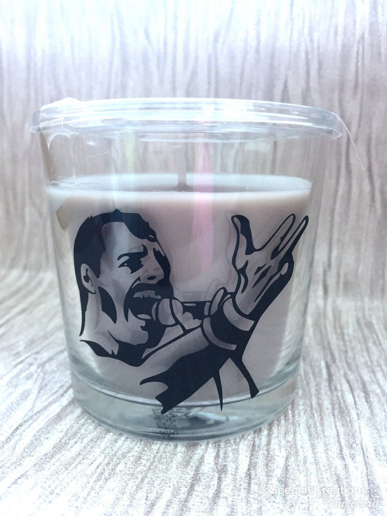 Queen Freddie Mercury Candle Gift Christmas Birthday By SpecialKreations1 On Etsy