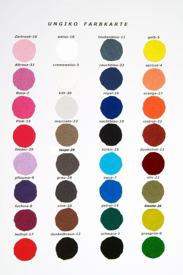 Knielange Kleider - Kleid Maria - viele Farben* - ein Designerstück von ungiko bei DaWanda