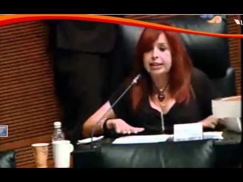 Layda Sansores iniciativa  Gobierno acate resoluciones de Sist. Internac...