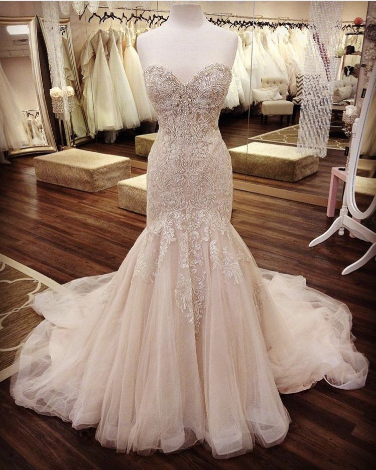 05ea0b5697f5 Stella York 6541. Ivory Silver Lace Over Ivory Gown | Wedding ...