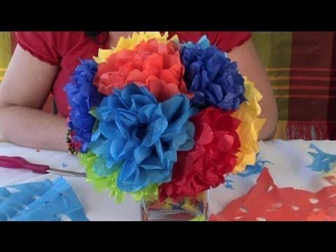 How To Create Decorations Made Out Of Paper Festive Decorations