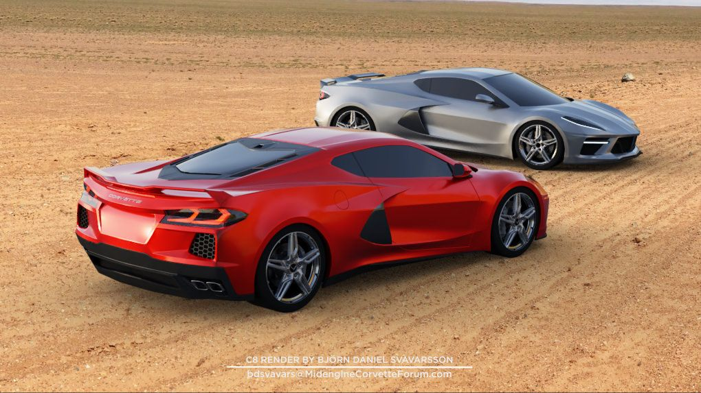 Bummer 2020 Corvette C8 Reportedly Delayed 6 Months Over