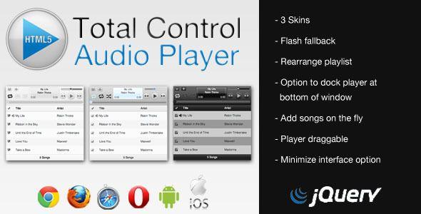 30+ Audio & Video Player Scripts | Audio & Video Player