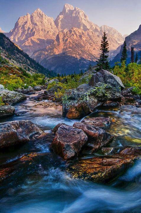 WYOMING: Grand Teton National Park