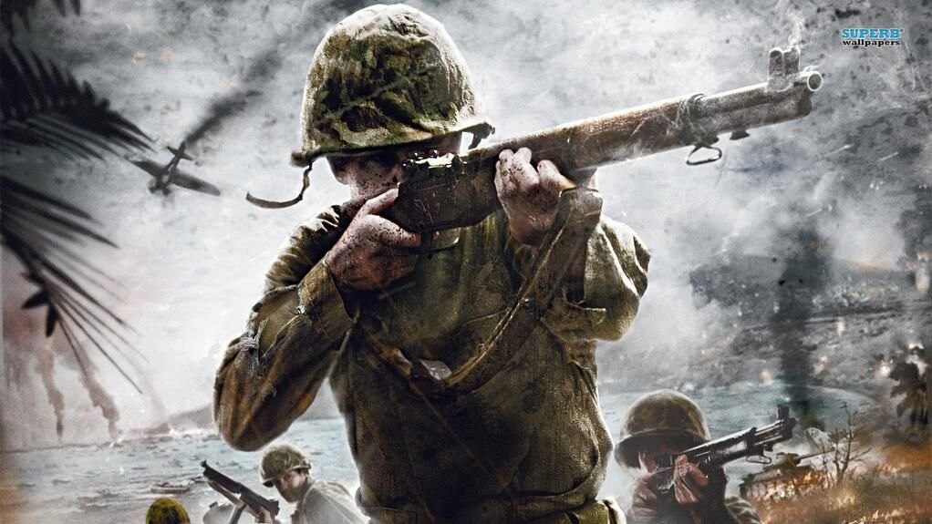 Alfa Beta Juega On Call Of Duty Call Of Duty World Call Of
