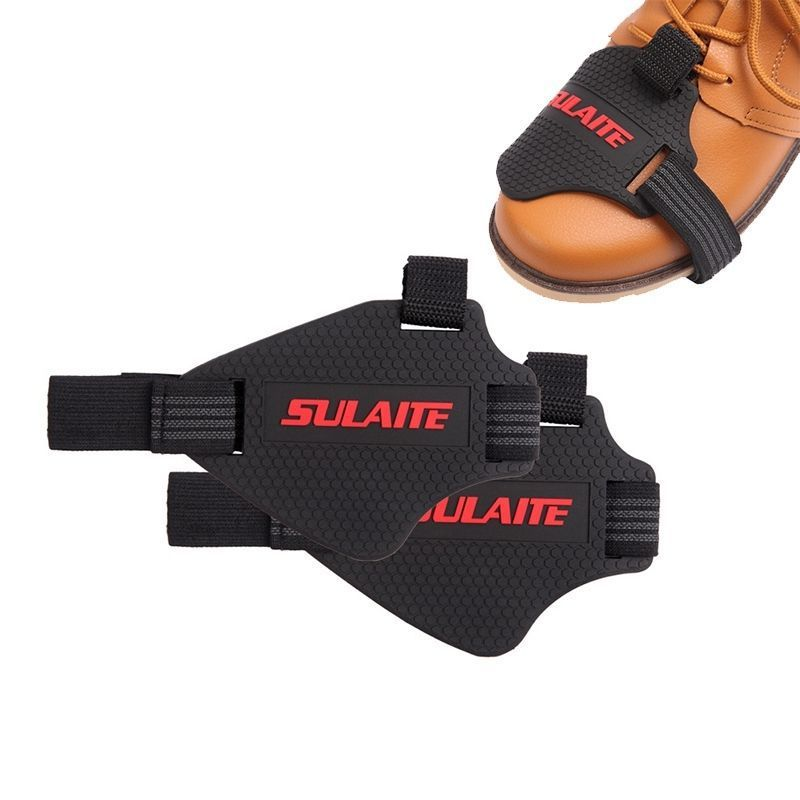 Motorcycle Shifter Cover Boot Shoes Protector Shift Guard Rubber Protective Gear