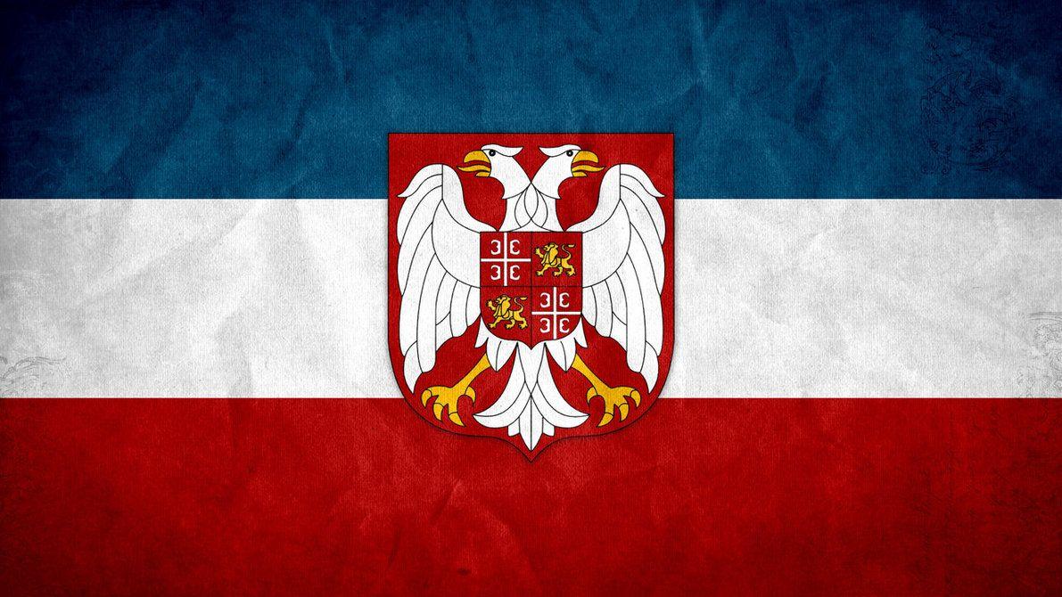 Serbian Flag : Desktop and mobile wallpaper : Wallippo