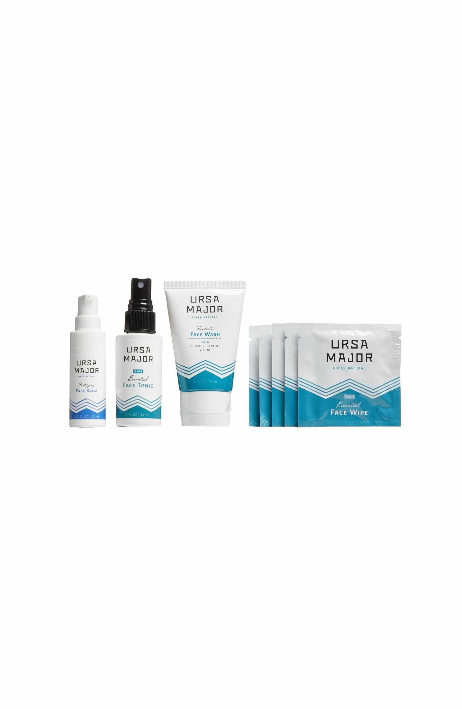 Main image ursa major the travelers skin care kit
