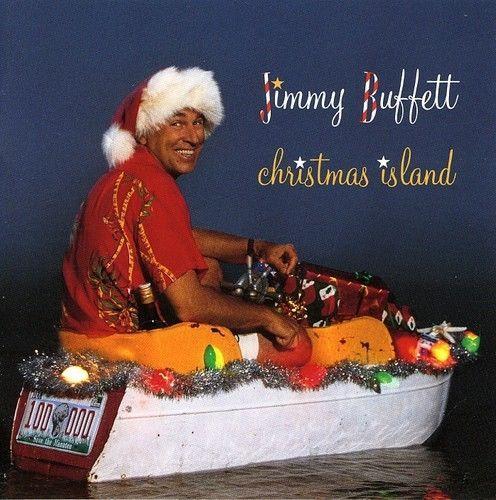jimmy buffett christmas island cd